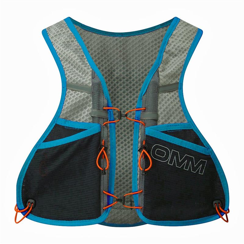 OMM Trailfire Vest Blue