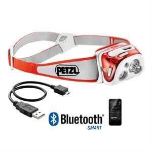 Petzl Reactik Plus Coral