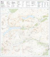 OS OL/Explorer 48 Paper - Ben Lawers and Glen Lyon west sheet
