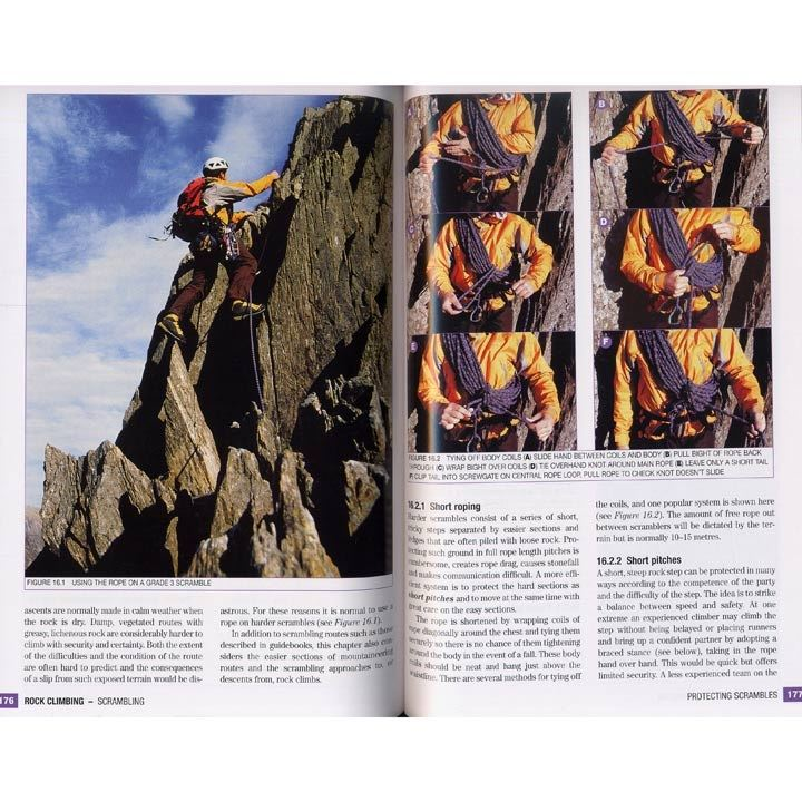 Volume 2 - Rock Climbing pages