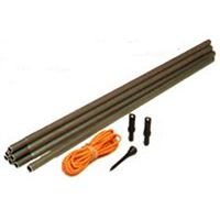 Hampton Works DIY Flexible Tent Pole Kit 8.5mm Diameter