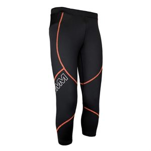 OMM Men's Flash Tight 0.75 Black/Orange