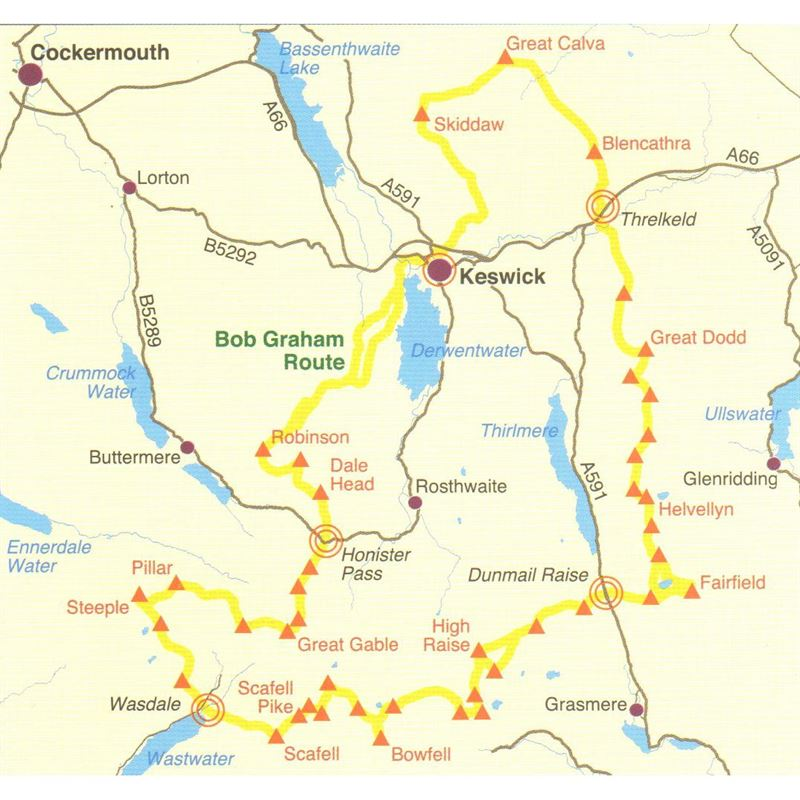 Harvey Bob Graham Round coverage