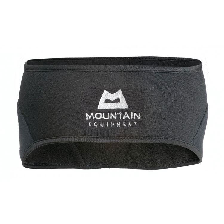 Mountain Equipment Powerstretch Headband Black