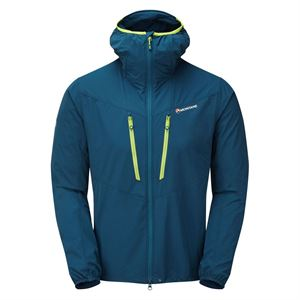 Montane Men's Alpine Edge Jacket Narwhal Blue