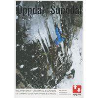Oppdal and Sunndal Ice Climbing Guide