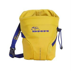 DMM Trad Chalk Bag Yellow