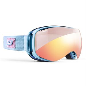 Julbo Starwind Zebra Light Goggles Red Cat 1-3 Sky Blue/Pink