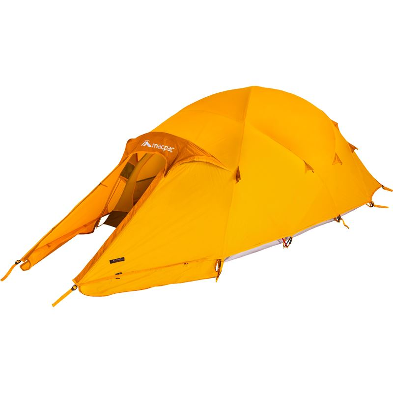 Macpac Plateau Tent Spectra Yellow
