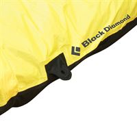 Black Diamond Twilight Bivy tie in point