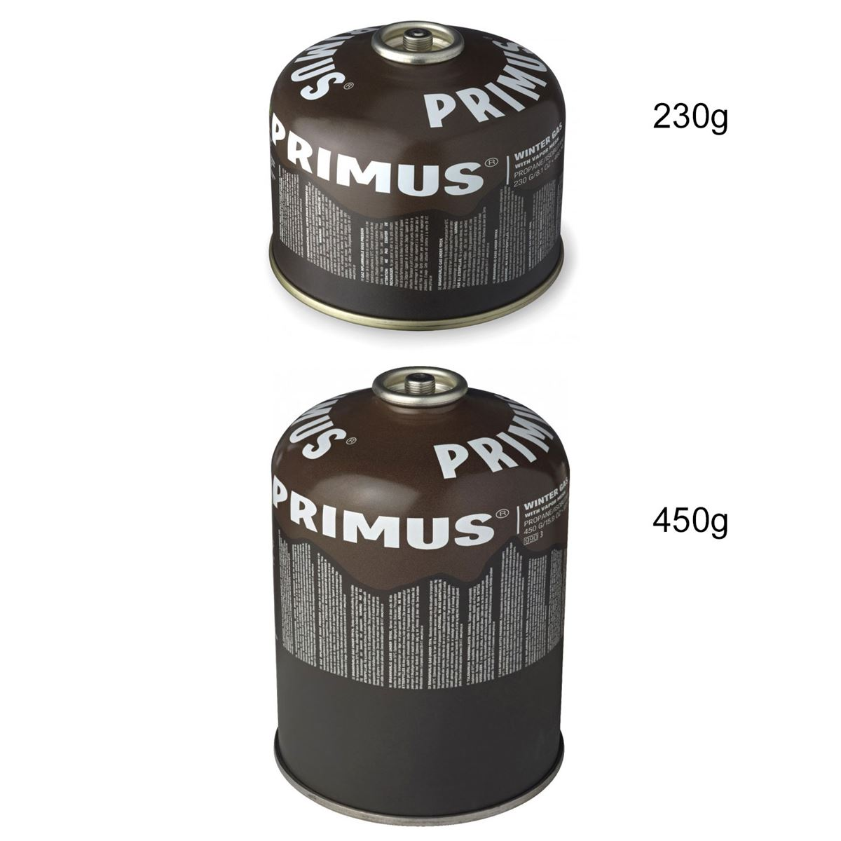 Primus Winter Gas Screw Threaded Cylinder Not To Be