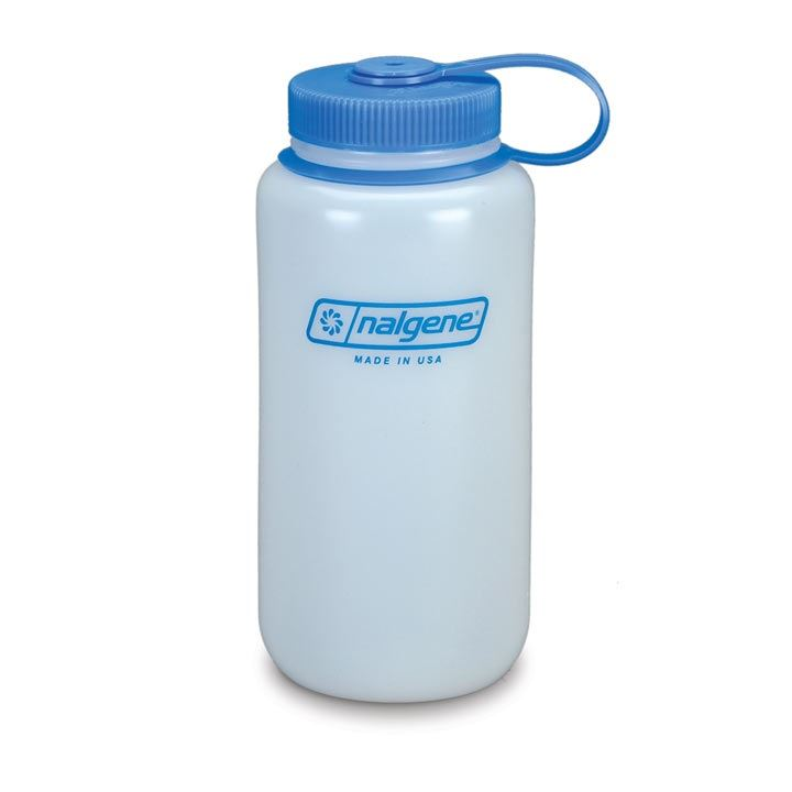 Nalgene Loop Top Polythene Bottle 1 litre