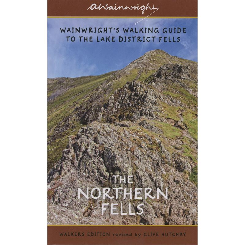 Wainwright - Book 5: The Northern Fells