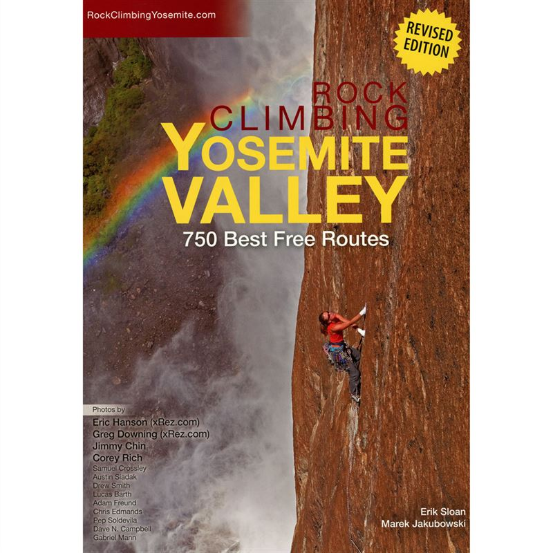 Rock Climbing - Yosemite Valley