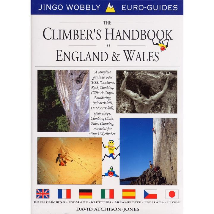 The Climber's Handbook to England and Wales
