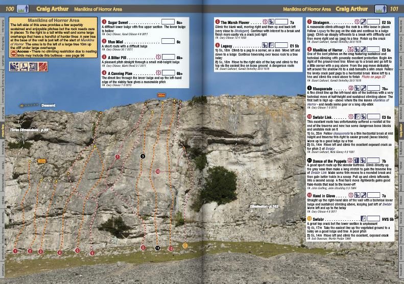 Clwyd Limestone pages