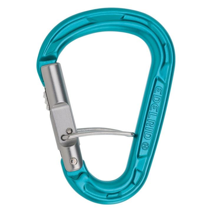 Edelrid HMS Strike Safelock Belay Karabiner