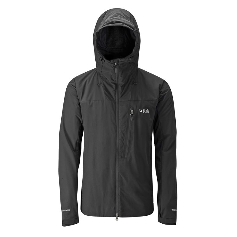 Rab Men's Vapour-Rise Guide Jacket Black