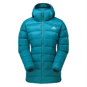 Mountain Equipment Women's Skyline Hooded Jacket Tasman Blue