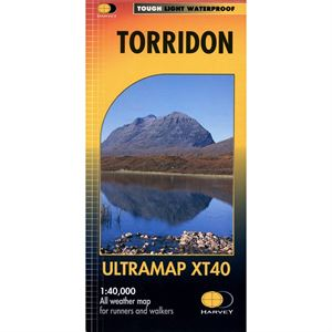 Harvey Ultramap XT40 - Torridon 1:40,000