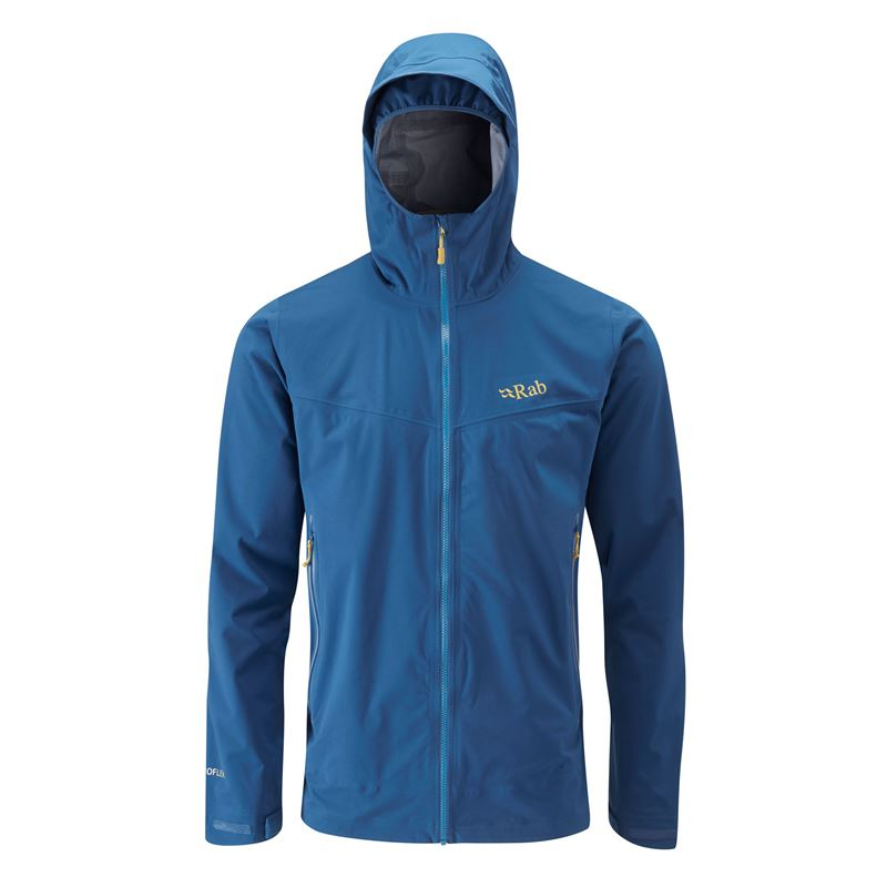 Rab Men's Kinetic Plus Jacket Ink