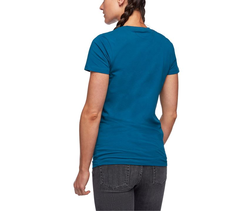 Black Diamond Women's Live Climb Repeat Tee Nightsky