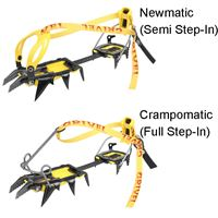 Grivel G14 Crampon Bindings