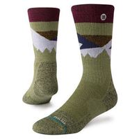 Stance Men's Divide Hike Olive