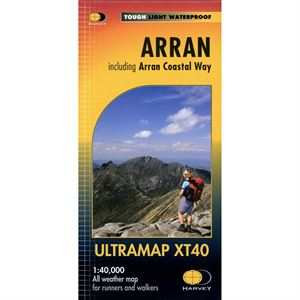 Harvey Ultramap XT40 - Arran