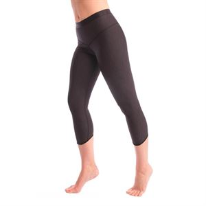 3rd Rock Women's Rise Leggings Black Marl