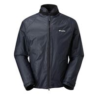 Buffalo Men's Belay Jacket All Black