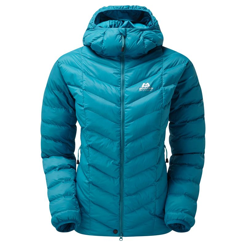 Mountain Equipment Women's Superflux Jacket Tasman Blue