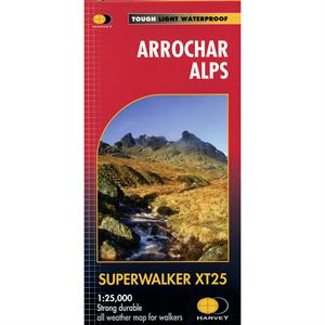 Harvey Superwalker XT - Arrochar