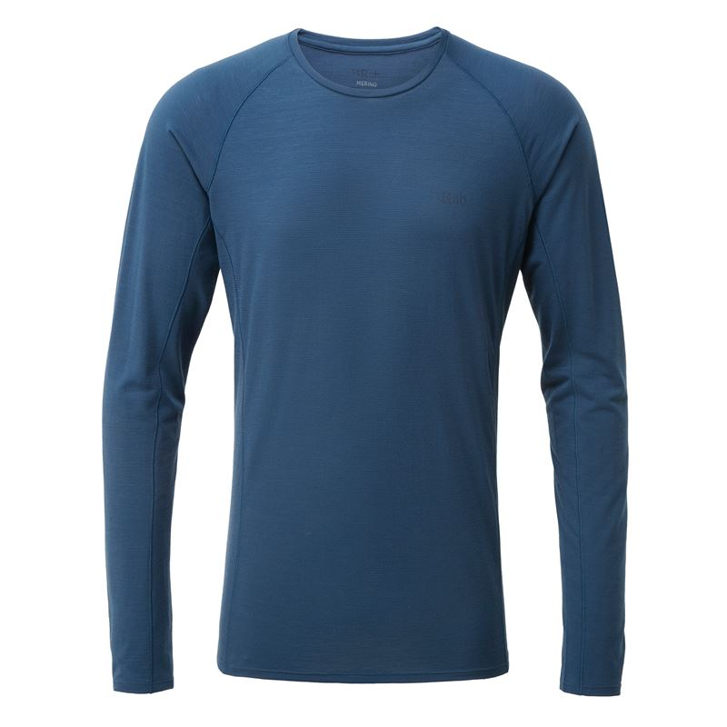 Rab Men's Forge LS Tee Ink