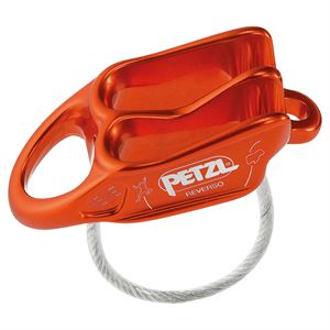 Petzl Reverso Red Orange