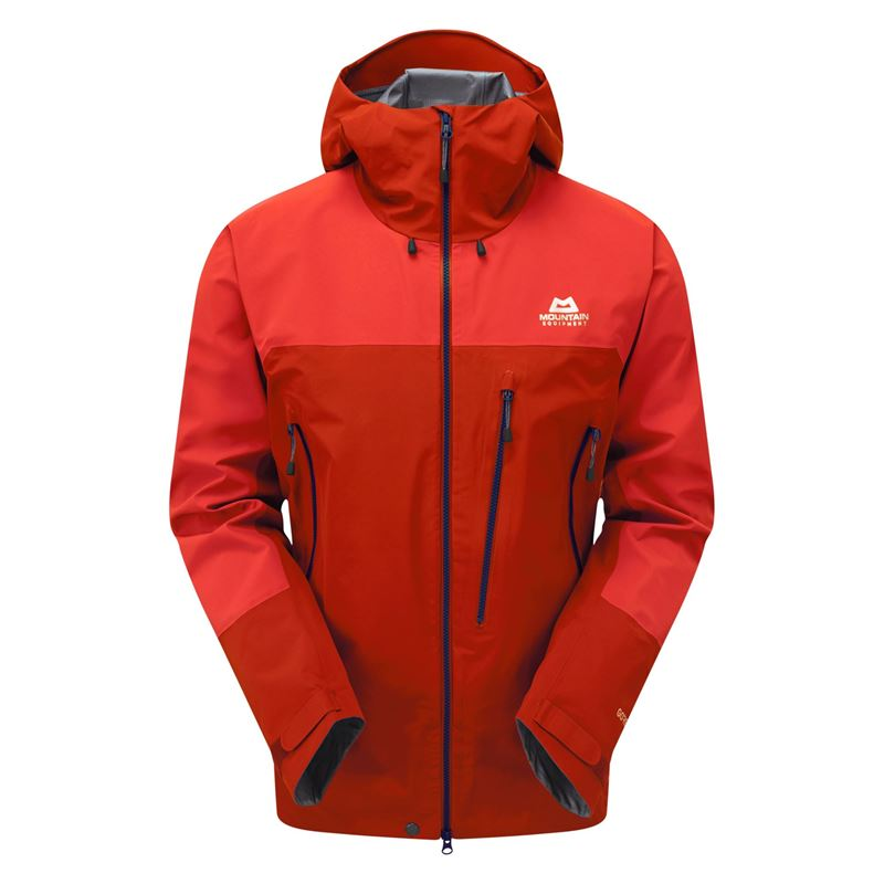 Mountain Equipment Men's Lhotse Jacket Imperial Red