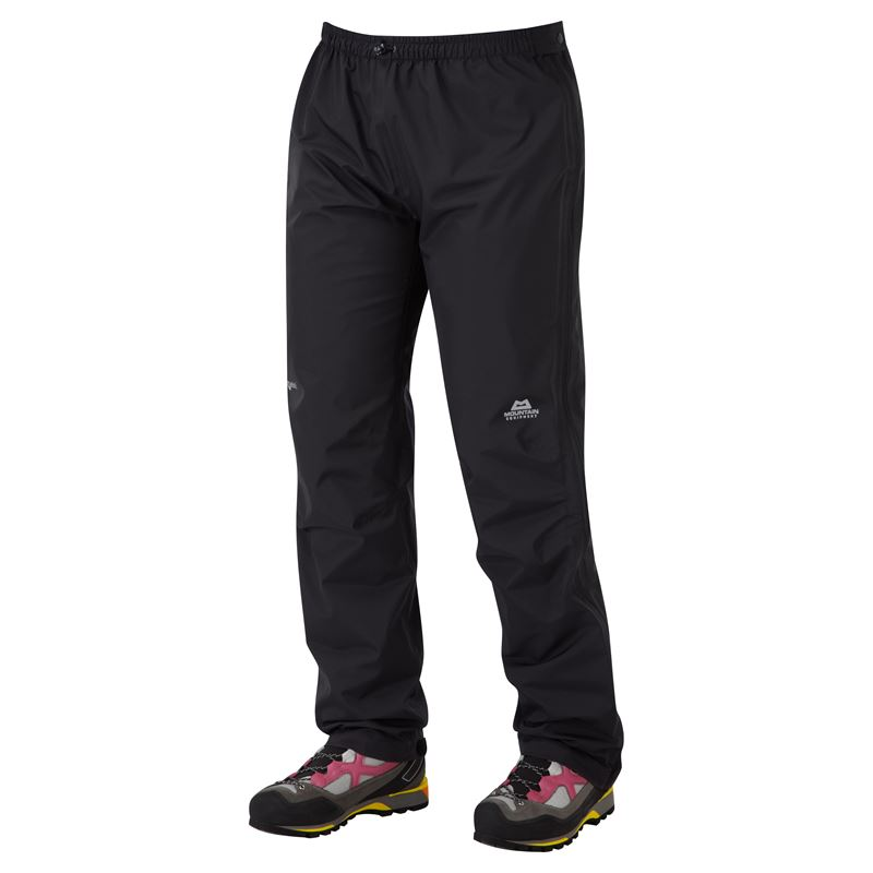 Mountain Equipment Women's Odyssey Full Zip Pant Black