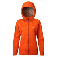 Rab Women's Kinetic Alpine Jacket Firecracker