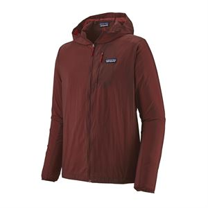 Patagonia Men's Houdini Jacket Oxide Red