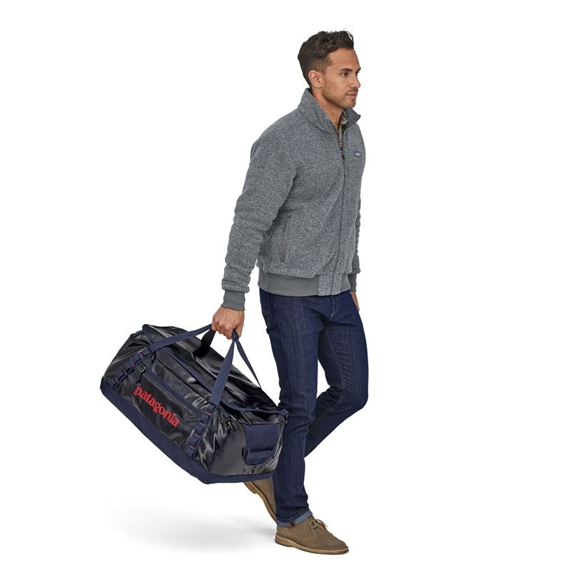Patagonia Black Hole Duffel Bag 55L Classic Navy