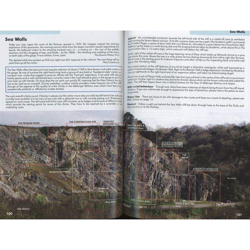 Avon Gorge pages