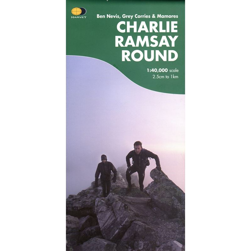 Harvey Map - Charlie Ramsay Round