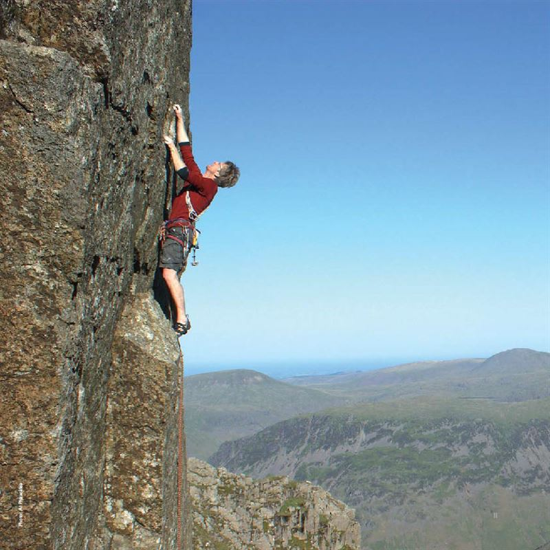 Nowt but a Fleein' Thing - A History of Climbing on Scafell pages