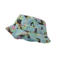 Patagonia Wavefarer Bucket Hat Spoonbills: Big Sky Blue
