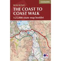 The Coast to Coast Walk Map Booklet