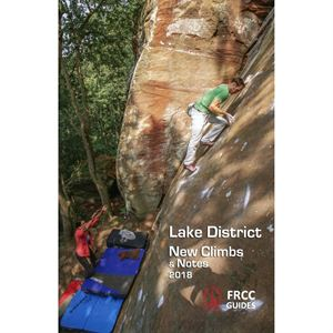 FRCC Lake District New Climbs 2018