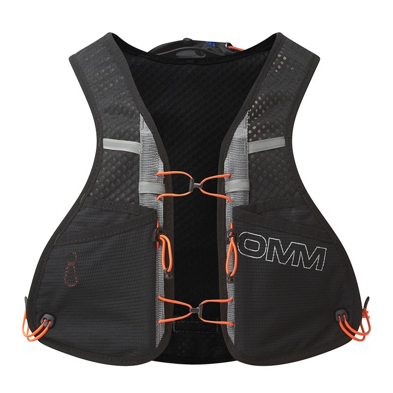 OMM Trailfire Vest Black