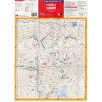 Harvey Summit Map Scafell coverage