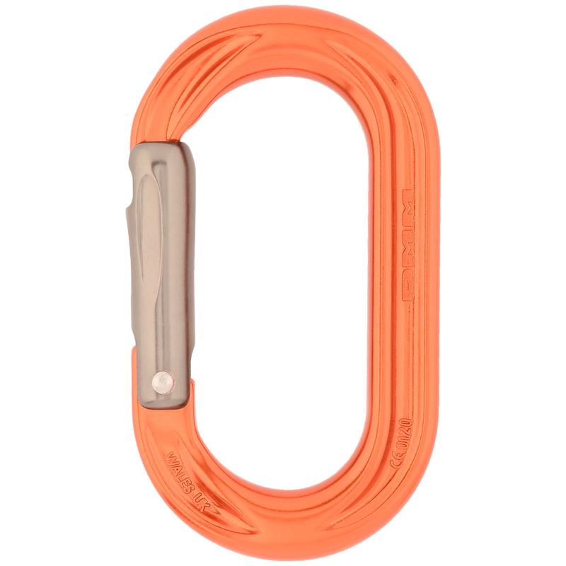 DMM PerfectO Karabiner Orange
