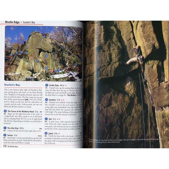Eastern Edges: North - Burbage, Millstone and Beyond pages